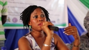 Sierra Leone's First Lady is a social media expert