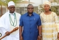 Sierra Leone's National Mandingo Union presents new leader to President Bio
