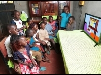 Kenya: Solar firm Azuri helping off-grid children