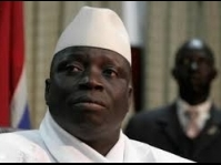 Yahya Jammeh has nine lives!