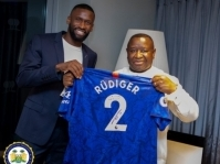 London: Antonio Rüdiger donates Le 1 Billion (USD 101,000) to FQE