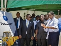 Freetown: President Julius Maada Bio launches mobile library initiative