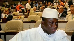 Gambia: Authorities arrest seven journalists for criticising President