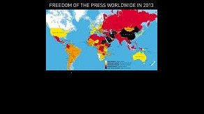 World Press Freedom Index-2013