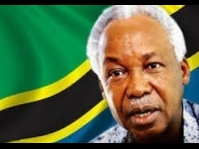 Tanzanian politician and writer Julius Nyerere