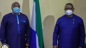 Sierra Leone: New Internal Affairs Minister takes oath of office