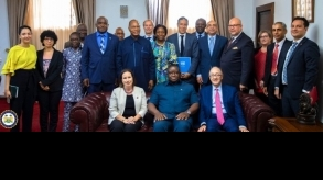 Peace Building Commission meets with President Bio
