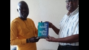 Freetown: Books for FBC Social Work Department