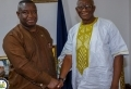 New Sierra Leone High Commissioner takes leave of President Bio