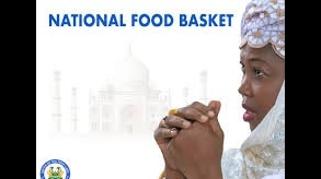 Fist Lady provides food for Muslims, others