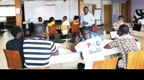 Ghana: Business incubation and mentorship for 16 innovators