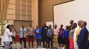 Photo story of Accra WA BiCC Roundtable