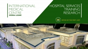 Sierra Leone: Experts to commence feasibility studies on medical centre