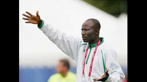 FIFA sanctions Nigerian coach