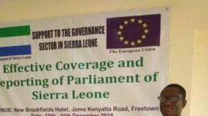 Sierra Leone: Restorative justice and treatment of victims